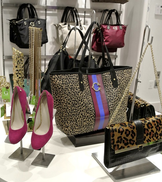 leopard and cheetah print bags c wonder