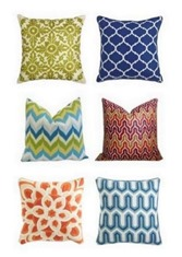 sources for affordable pillows