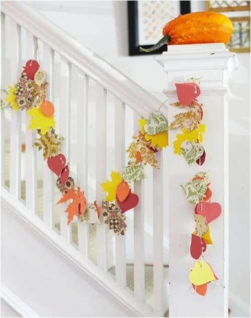 fall leaf garland withyoustill