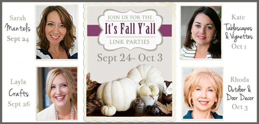 fall link parties