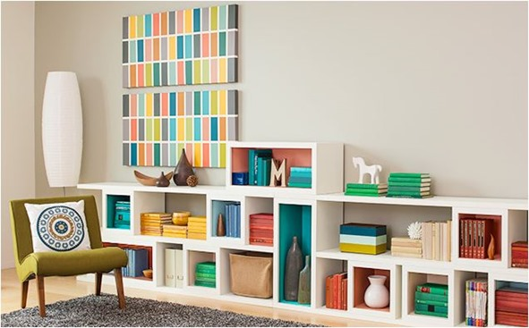 lowes modular shelves