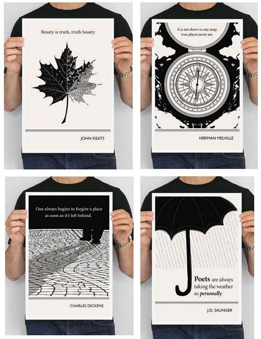 obvious state literary prints