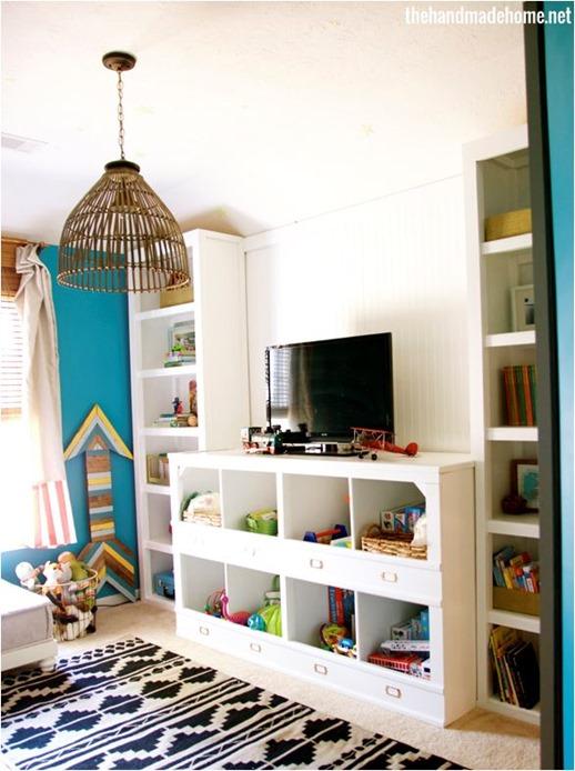 playroom handmade home
