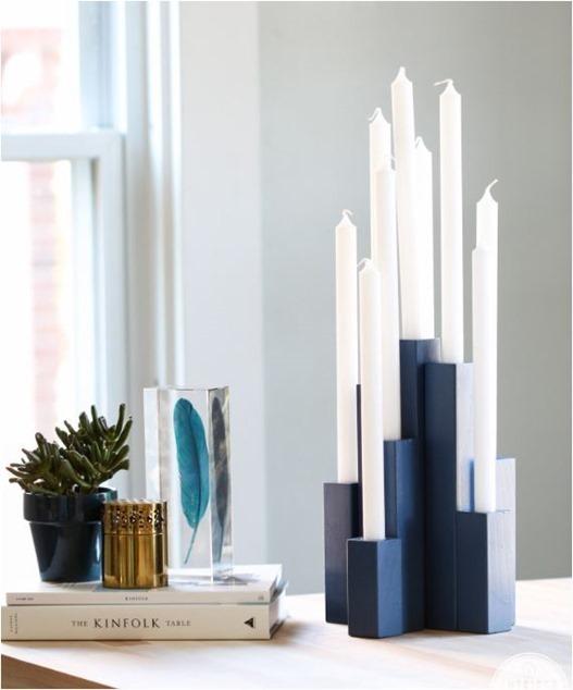 taper candleholders inspiredbycharm