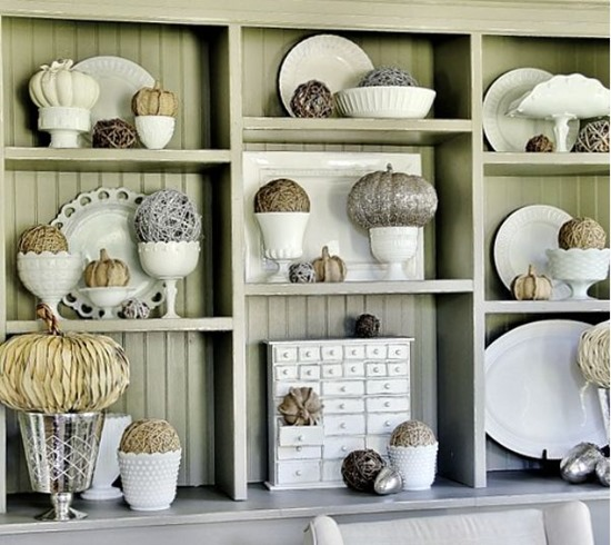 thistlewood farm fall hutch decor
