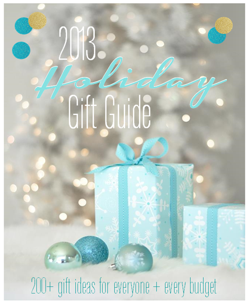 Centsational Girl » Blog Archive 2013 Holiday Gift Guide ...