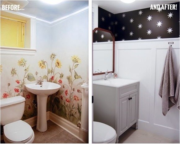 modern bathroom rambling renovators