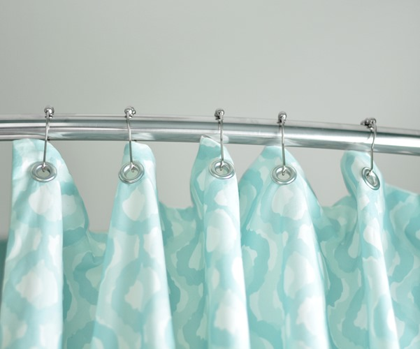 hang curtain on rings