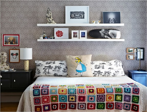 jacob snavely eclectic bedroom
