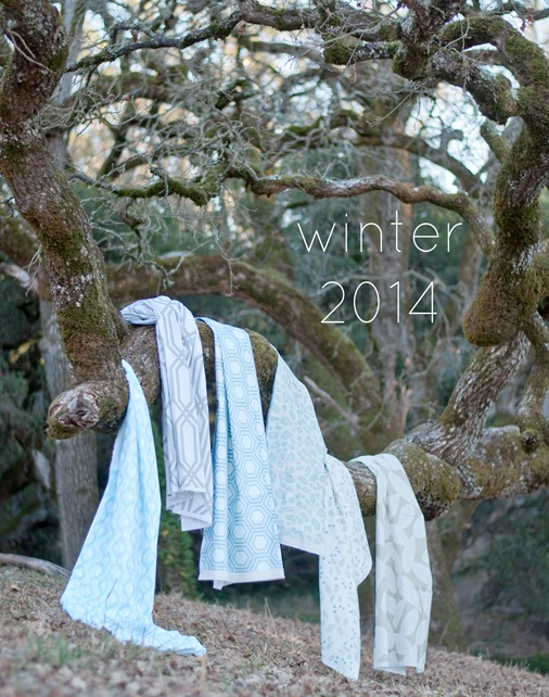 kate riley winter fabrics
