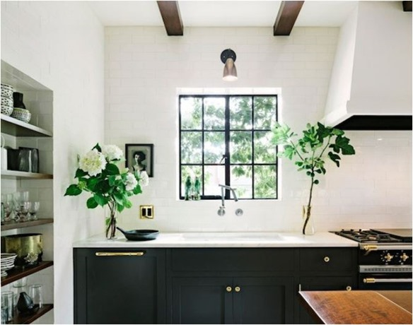 10 kitchen trends here to stay centsational girl for Window upper design