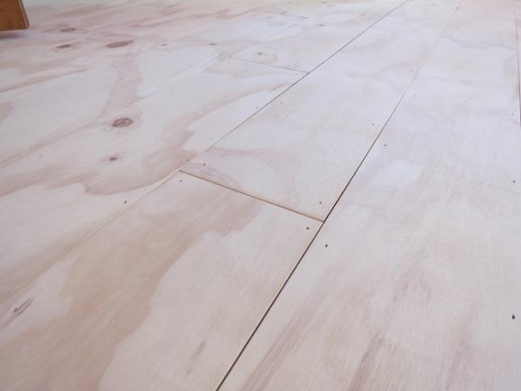 Diy Plywood Plank Floors Centsational Girl