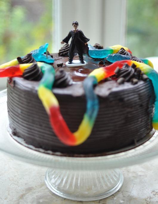 basilisk cake