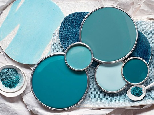blue paint colors bhg