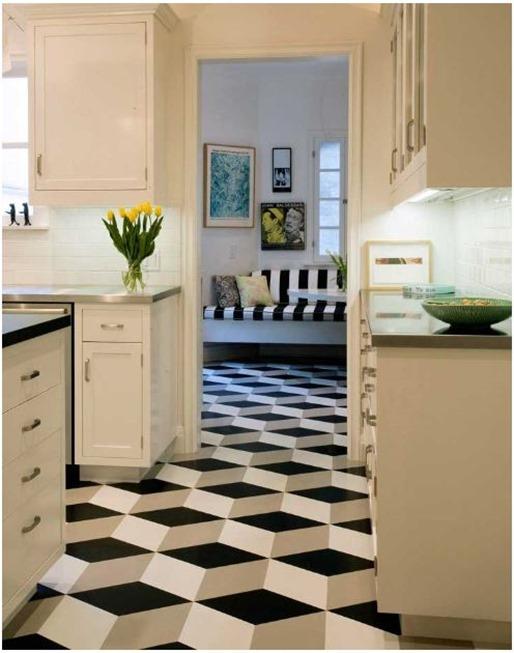 crogan linoleum floor