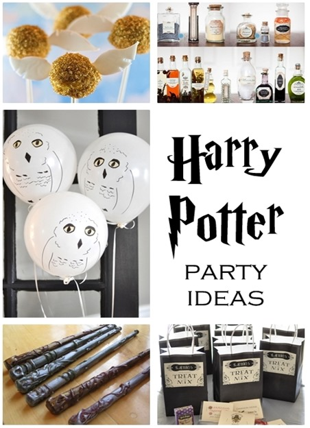 Harry Potter Birthday Party Invitations Printable for amazing invitations template