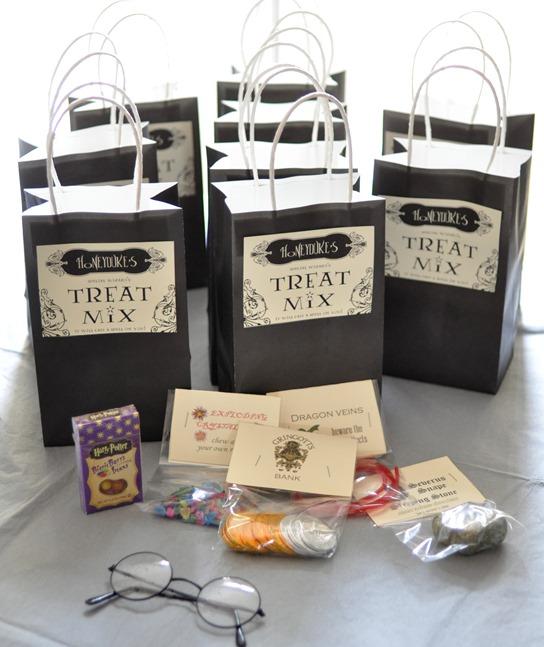honeydukes treat bags