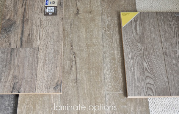 Vinyl Vs Laminate Plank Flooring Centsational Girl