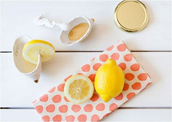 lemon beauty diys