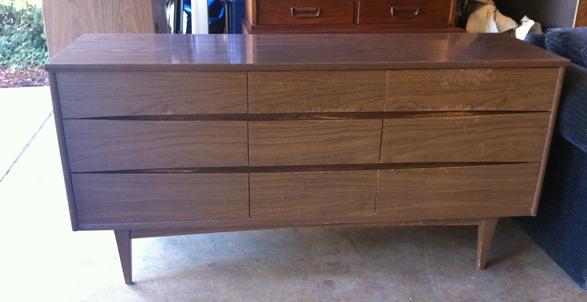mid century dresser 1