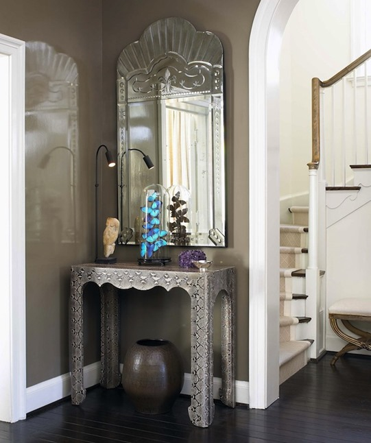 Foyer Wall Paint : Formula for a fabulous foyer centsational girl