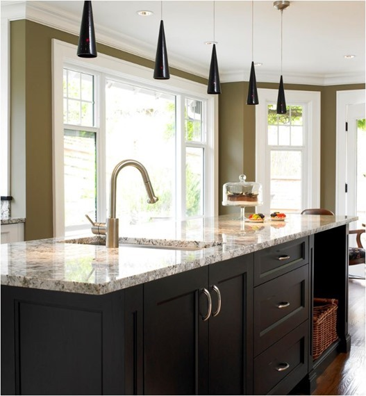 Kitchen countertop options pros cons centsational style Granite 25 per square foot