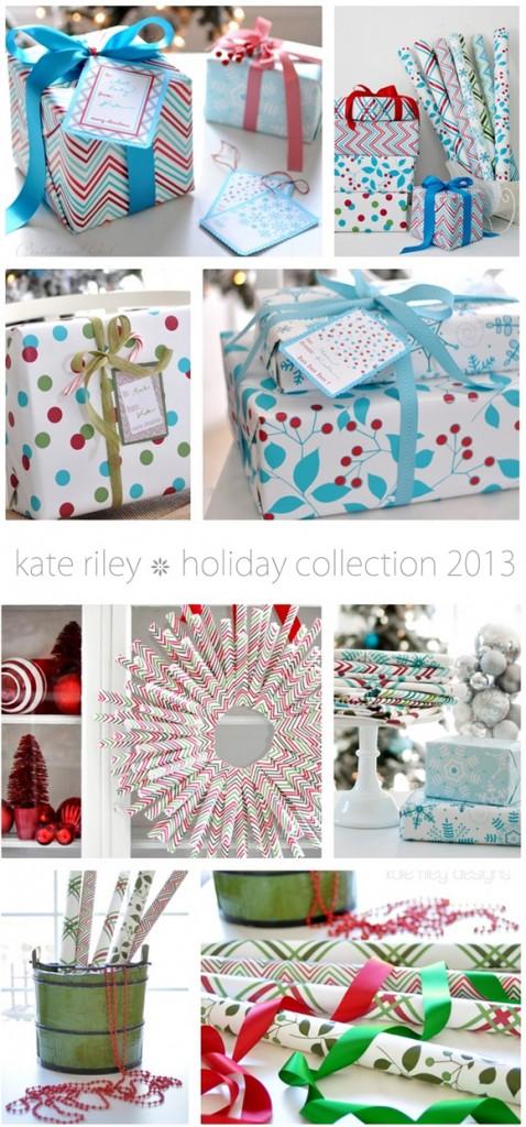 kate riley christmas fabrics and wraps 2013