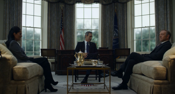 oval office house of cards