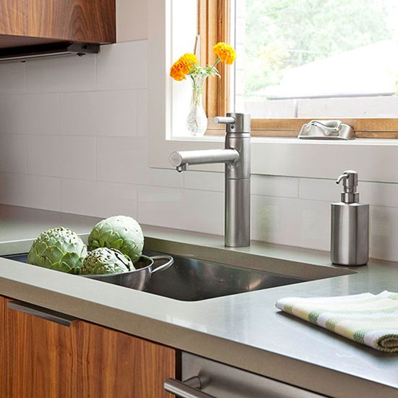 Countertop Options In Kitchen : Kitchen Countertop Options: Pros + Cons Centsational Girl