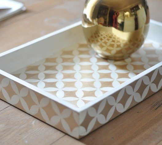 tray without dots