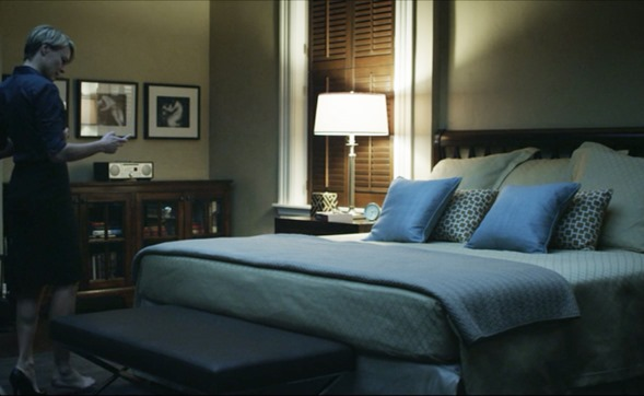 underwoods bedroom