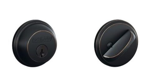 replacement deadbolt