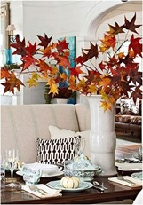 autumn centerpieces