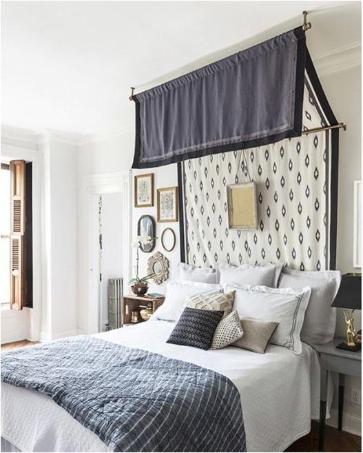 diy bed canopy design sponge