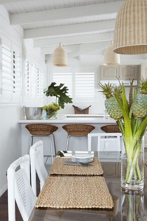 island touches in kitchen