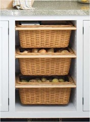 maximize kitchen storage