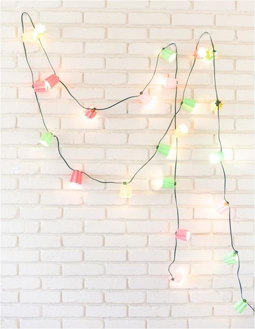 paper lights a subltle revelry