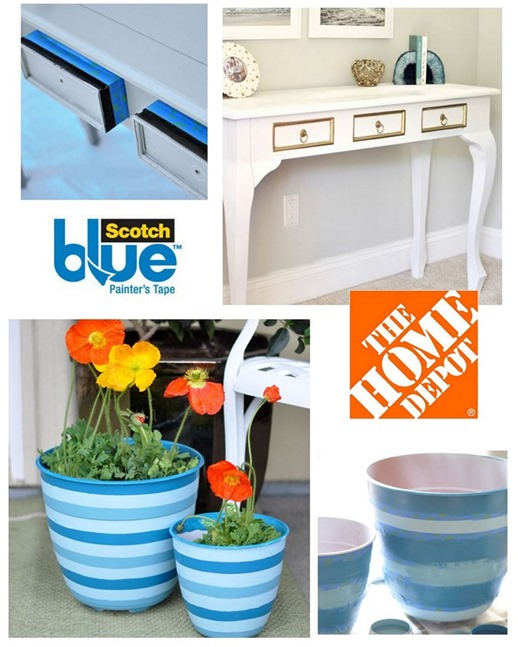 scotchblue home depot