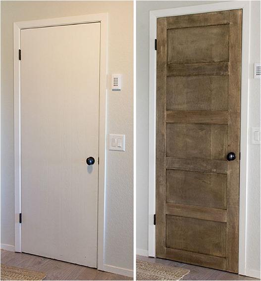 door makeover jennasue