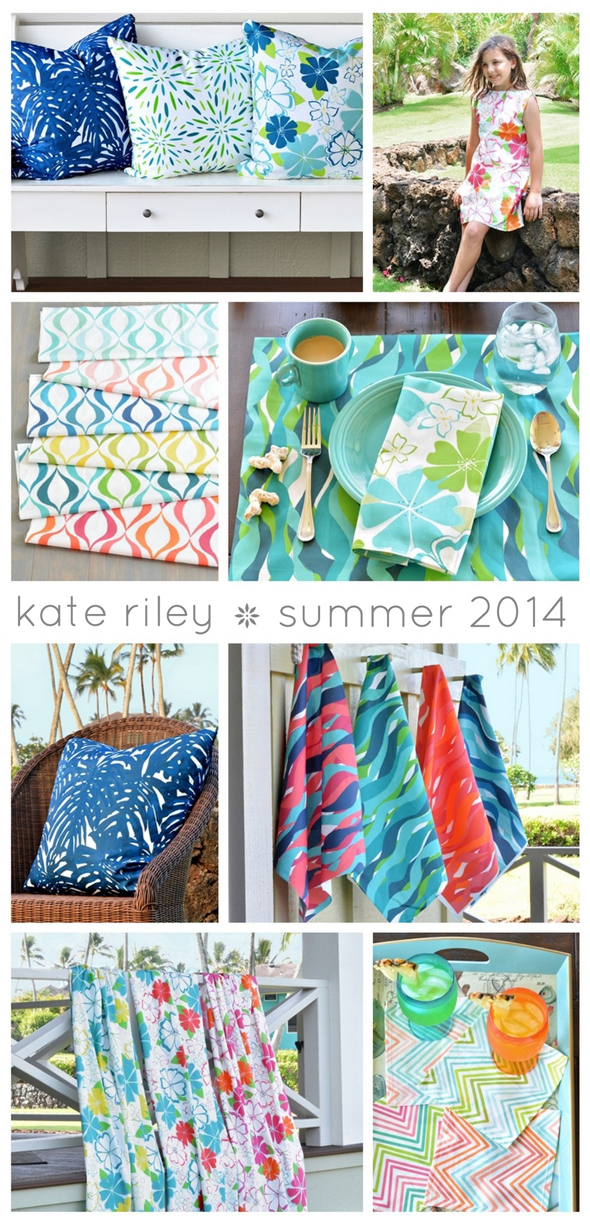 kate riley summer fabrics