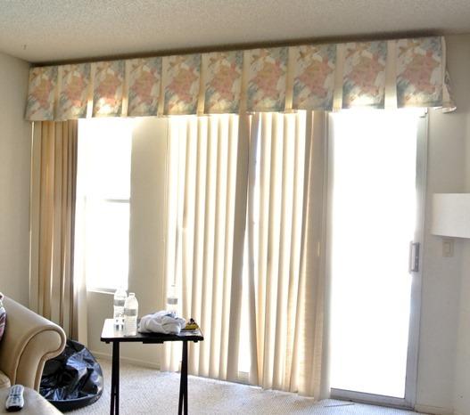 Sliding Door Window Treatments Pictures: Window Treatments For Sliding Doors