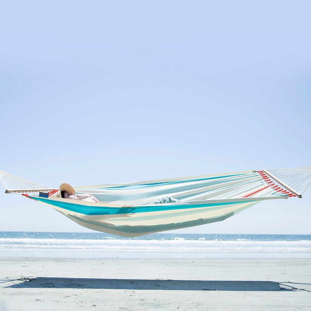 summer stripe hammock