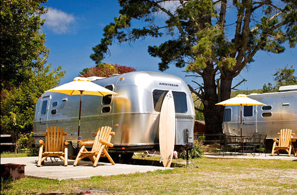 summertime airstream