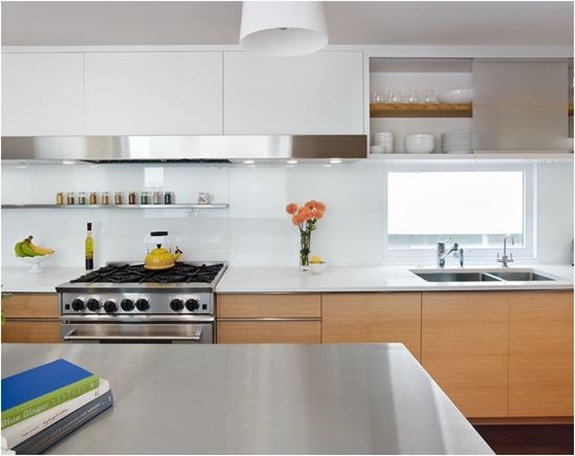 Wood Kitchen Cabinets: How To Clean Painted Wood Kitchen Cabinets