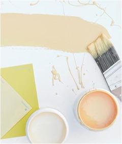 yellow paints