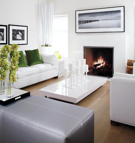 modern fireplace styleathome