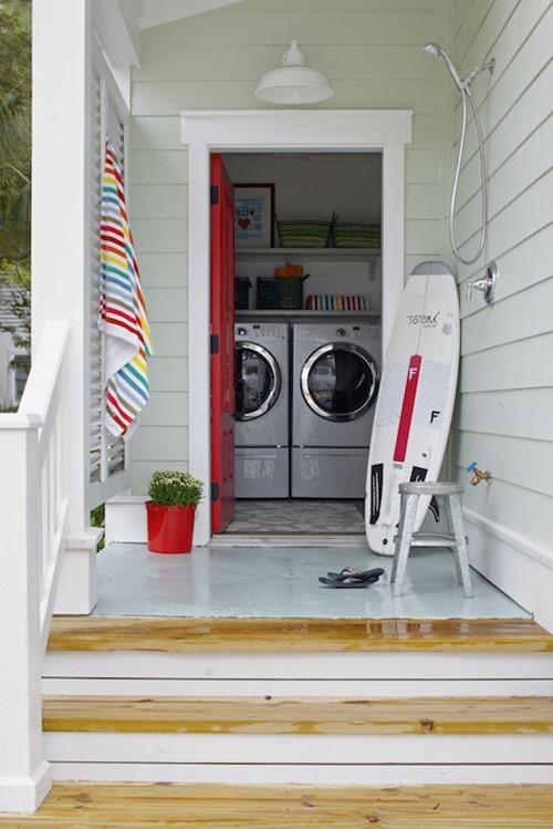 porch outdoor shower