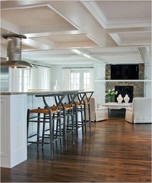 Kitchen Island Taller Than Counters