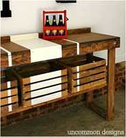 striped workbench