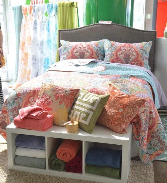 bhg bedding